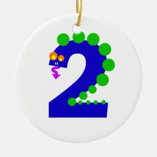 Kooblee 2 christmas ornament