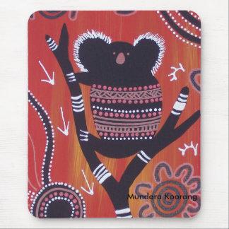 Koobor (Koala) Dreaming Mouse Mat