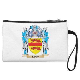 Kook Coat of Arms - Family Crest Wristlet Purse