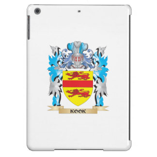 Kook Coat of Arms - Family Crest iPad Air Covers