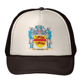 Kook Coat of Arms - Family Crest Hats