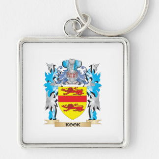 Kook Coat of Arms - Family Crest Key Chains