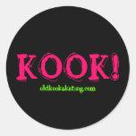 Kook Sticker