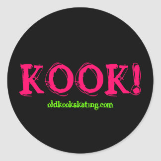 Kook Sticker
