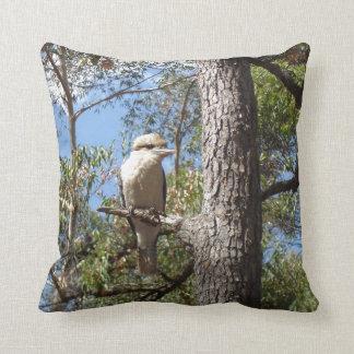 Kookaburra in tree cushion
