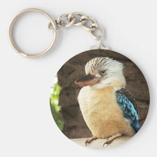 Kookaburra Key Ring