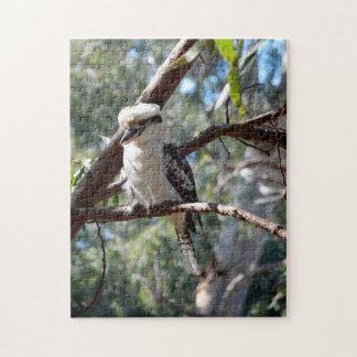 Kookaburra Photo Jigsaw Puzzle