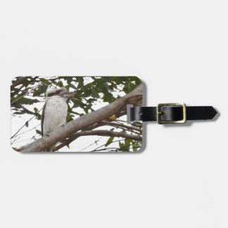 """KOOKABURRA RURAL QUEENSLAND AUSTRALIA LUGGAGE TAG"