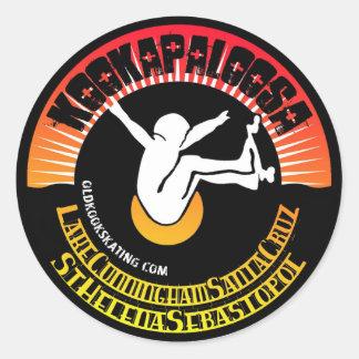 Kookapaloosa 2009 Sticker