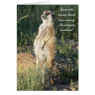 Kookie Klenky - Seasons Greetings Card