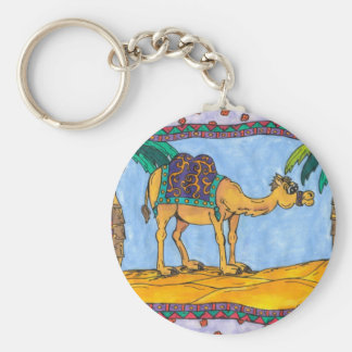 Kooky Camel Key Ring