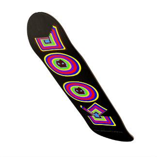 KOOL by Grassrootsdesigns4u Skate Boards