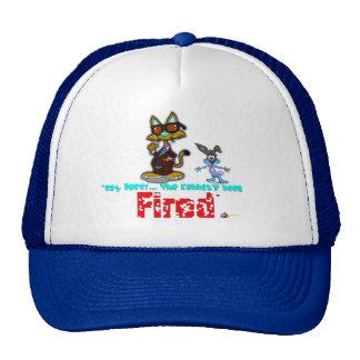 Kool Cat's Revenge.:-) Mesh Hat