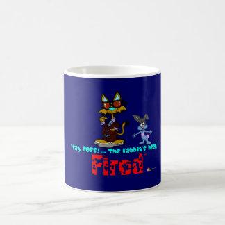 Kool Cat's Revenge.:-) Mugs