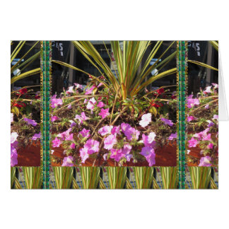 KOOL flowers grass giveaway RETURN GIFTS for party Card