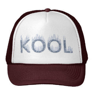 Kool - Ice Cold Design Cap
