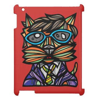 """Kool Kat"" 631 Art iPad Case"