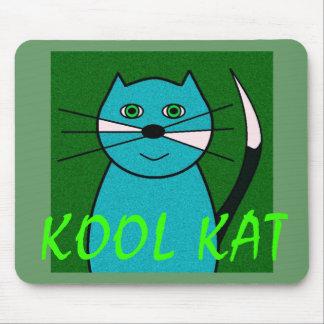 Kool Kat Mouse Pad