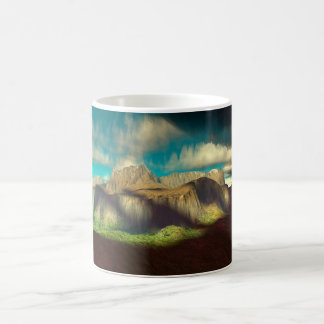 Kool Kloudz Classic White Coffee Mug