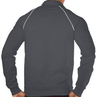 KOOL SHADES Fleece Track Jacket
