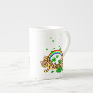 KoolrPix St. Patrick's Day Mug Bone China Mug