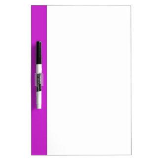 KOOLshades Plain  : Buy BLANK or ADD TEXT IMAGE Dry Erase Board