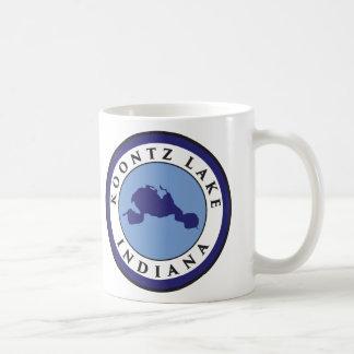 Koontz Lake, Indiana Coffee Mug