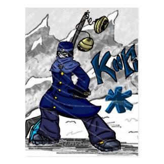 Koori Anime Postcard