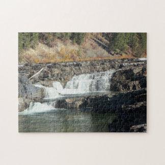 Kootenai Falls Puzzle