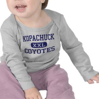 Kopachuck Coyotes Middle Gig Harbor Tshirts