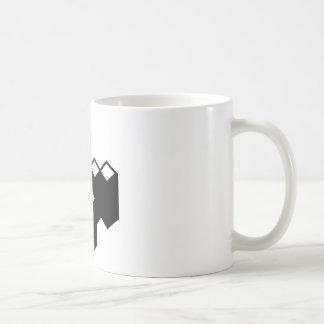 Kopimism Logo Basic White Mug