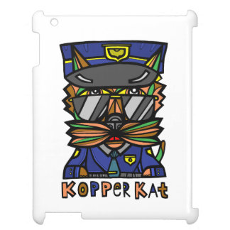 """Kopper Kat"" 631 Art iPad Case"
