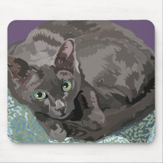 KORAT GEL MOUSEPAD - Cats to keep you company