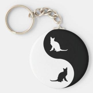 Korat Yin Yang Key Ring