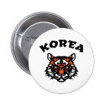 Korea Button
