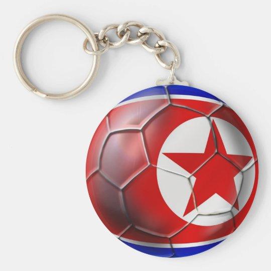 Korea DPR Chollima soccer football 2010 gifts Basic Round Button Key Ring