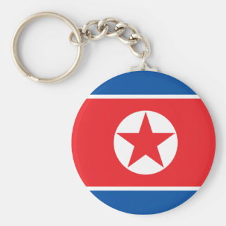 korea north key ring