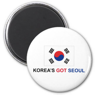 Korea s Got Seoul Magnets