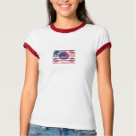 Korean-American Flag Shirt