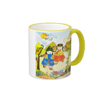 Korean Baby's First Birthday Mug