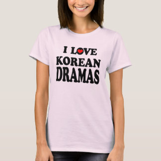 Korean Dramas T-Shirt