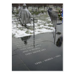 korean memorial post cards