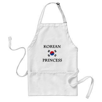 Korean Princess Standard Apron
