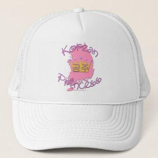 Korean Princess Trucker Hat