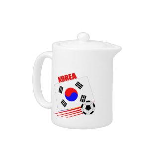 Korean Soccer Team