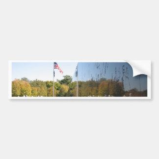 Korean War Memorial veterans Bumper Sticker