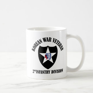 Korean War Veteran - 2nd ID Coffee Mug