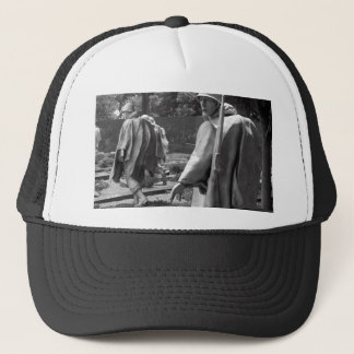 korean war veterans Status Trucker Hat