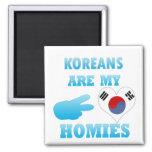 Koreans are my Homies