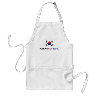 Korea's Got Seoul Standard Apron